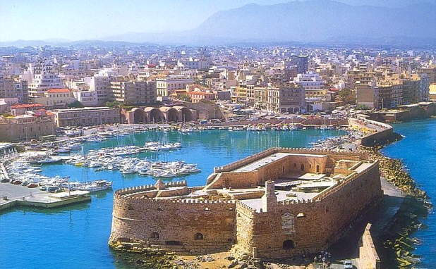 Crete, Heraklion